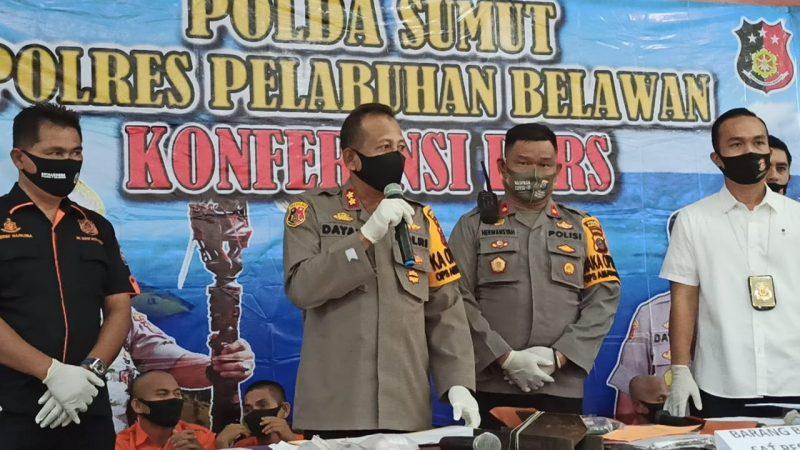 Togel Beredar, Polisi Pun Beraksi