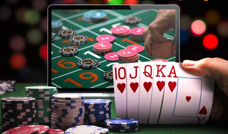 Playing Live Poker Games
